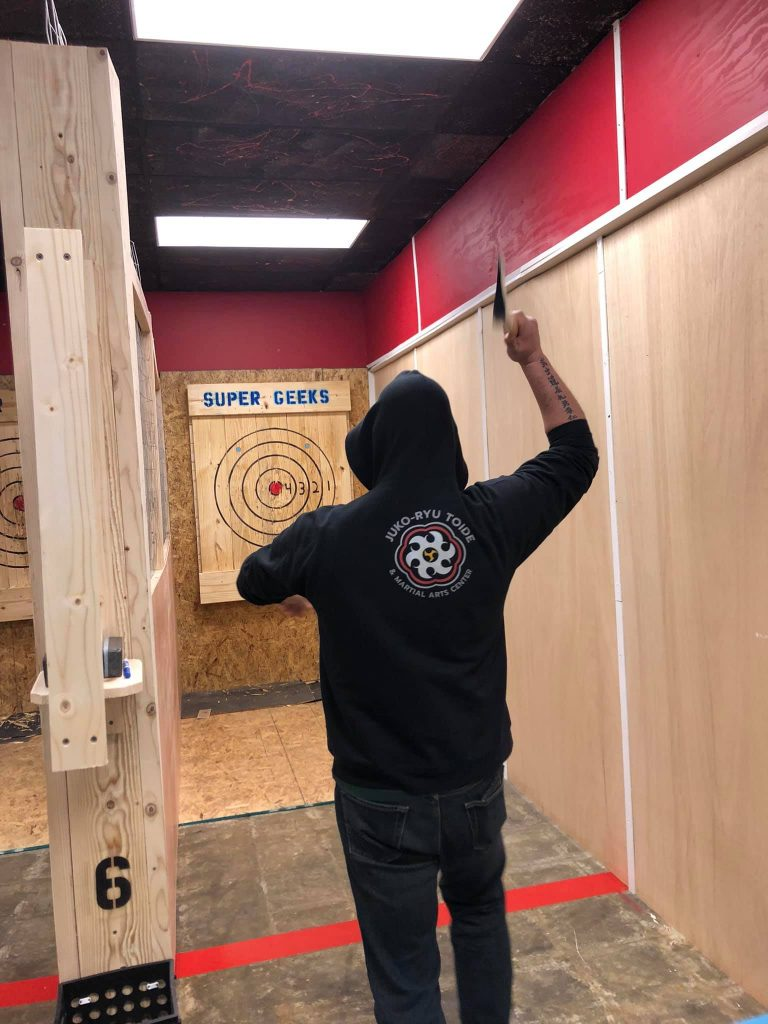 axe throwing leagues warsaw indiana